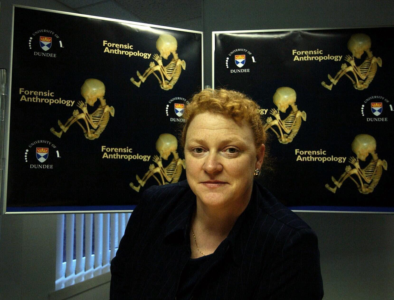 Prof Sue Black